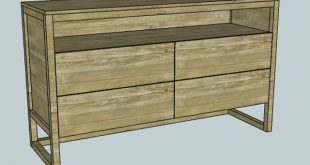 Find 15 Free DIY Woodworking Plans for Building Your Own Dresser