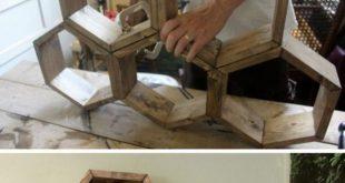 40 Easy WoodWorking-Projekte und -Ideen für Anfänger - #Anfänger #EASY #für ...