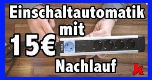15€ Einschaltautomatik mit Nachlauf für z.B deine Bosch PTS 10 Absaugung ! - ...