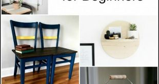 20 Creative Beginner Woodworking Projects for the Serial DIYer. DIY projects ran...