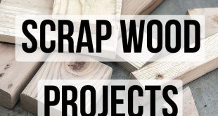 Easy Scrap Wood Ideas for beginners #WoodWorking