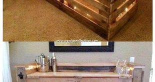Excellent DIY Wooden Pallets Reusing Ideas