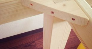 Machen Sie Ihr Wohnzimmer mehr wie ein Café! DIY Esstisch #woodworkingplans