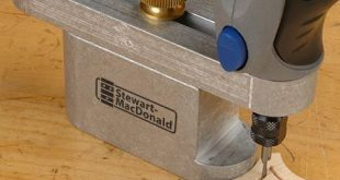 Purfling / Soundhole Router-Handbuch