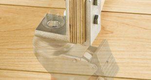 Rockler Bench Dog® Caster Brackets