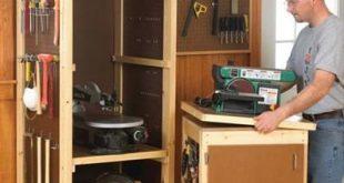 Tischwerkzeug-System Holzbearbeitungsplan, Werkstatt & Jigs Werkzeugsockel & Ständer Werkstatt